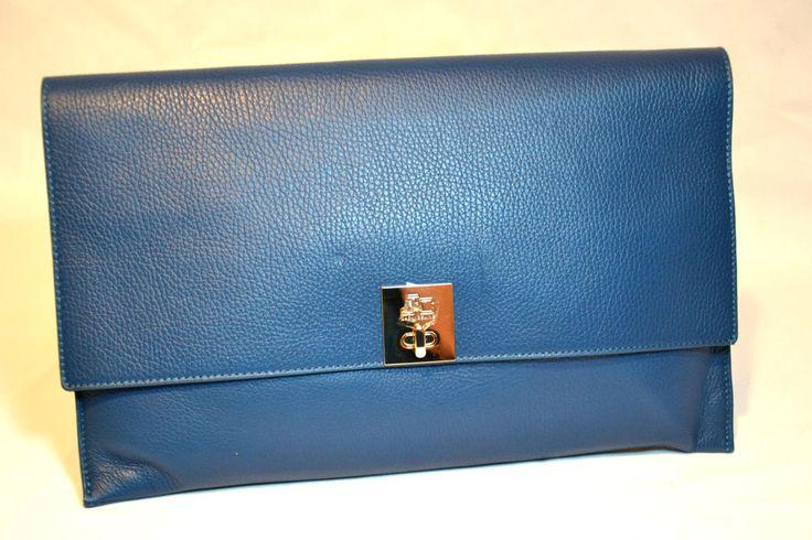J&C JACKYCELINE Marken Handtasche, Damentasche, Echte- Ledertasche