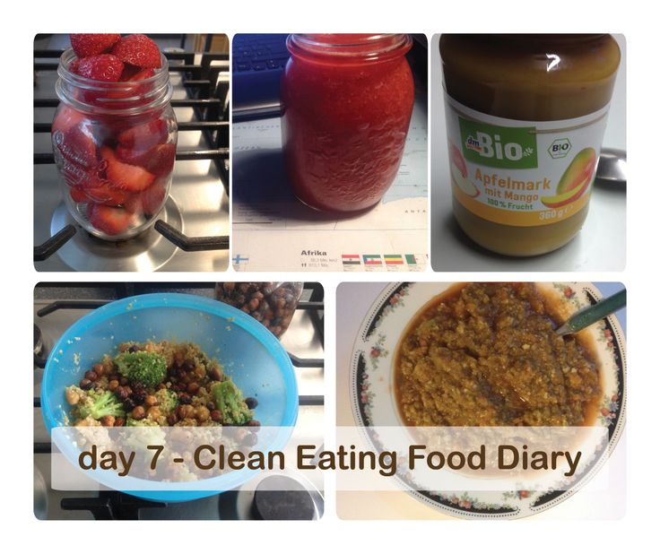 day 7 Clean Eating