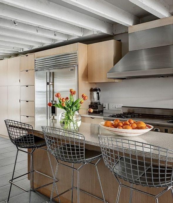 Квартира в Нью-Йорке - Дизайн интерьеров | Идеи вашего дома | Lodgers