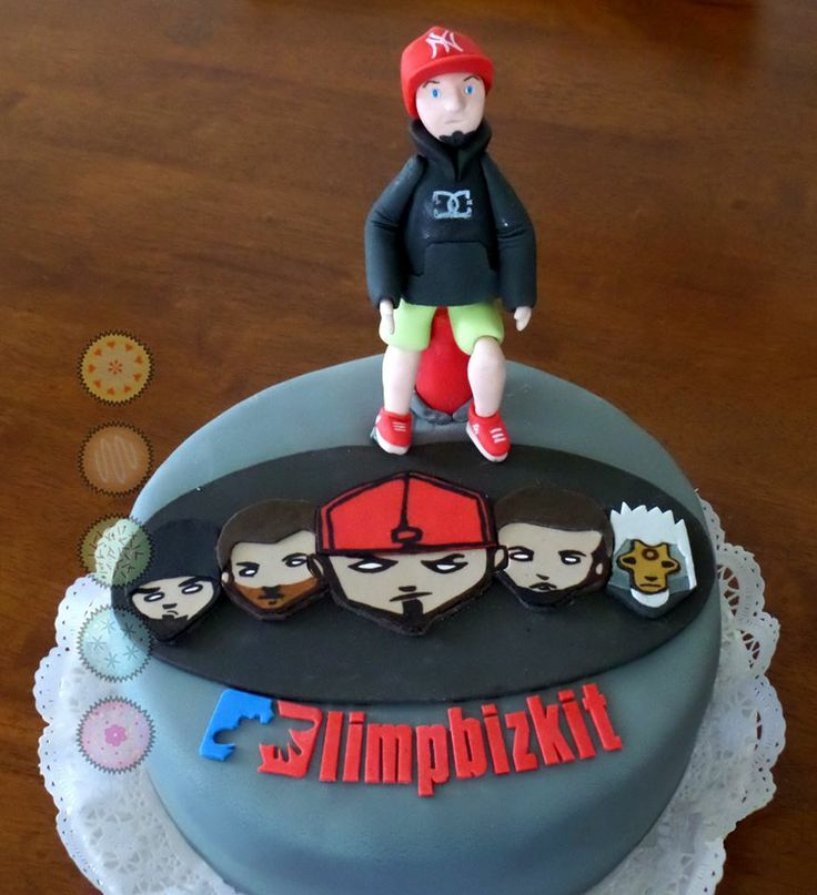 Torta Limpbizkit