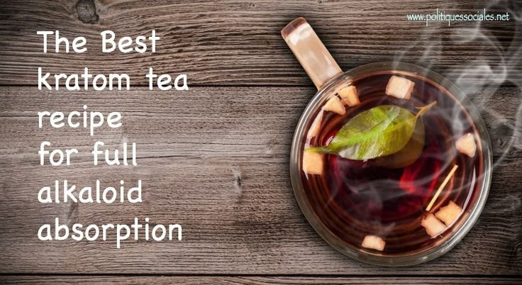Kratom Tea: The Best Way To Make It What is the best way to take kratom? There…