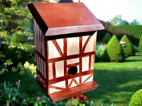 17 best images about birdhouses on pinterest folk art shabby chic and hand painted. Black Bedroom Furniture Sets. Home Design Ideas