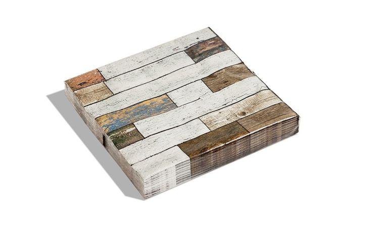 Dutch Design napking Beachwood
