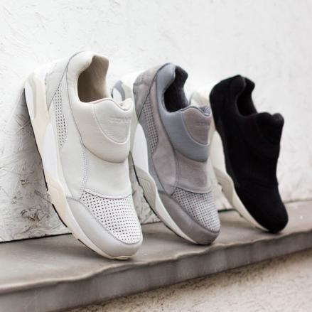 STAMPD × PUMA TRINOMIC SOCK 3COLORS #sneaker