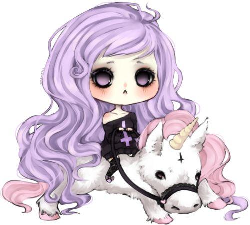☮✿★ DARK LOLITA CHILD ✝☯★☮Goth Girls, Kawaii, Pastel Cerveza Tennis, Pastel Goth Creepy, Bubbles, Dark Art, Pastelgoth, Unicorns, Drawing