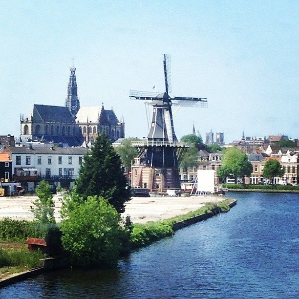 Haarlem in Noord-Holland