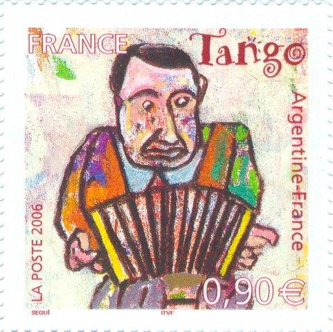 2006 France - Argentina-France friendship Tango