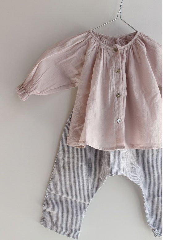 Omg I LOVE this for a little girl! Neutrals are so right now