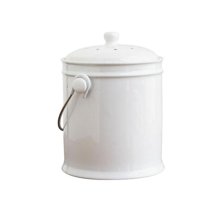 Trench Composting With Kitchen Scraps: Best 25+ Kitchen Compost Bin Ideas On Pinterest