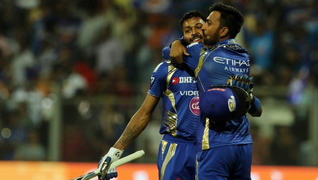 Ipl 2019 How Hardik Pandya S Power Hitting Took Mumbai Indians To A Competitive Total Against Csk Mumbai Indians Indians Chennai Super Kings