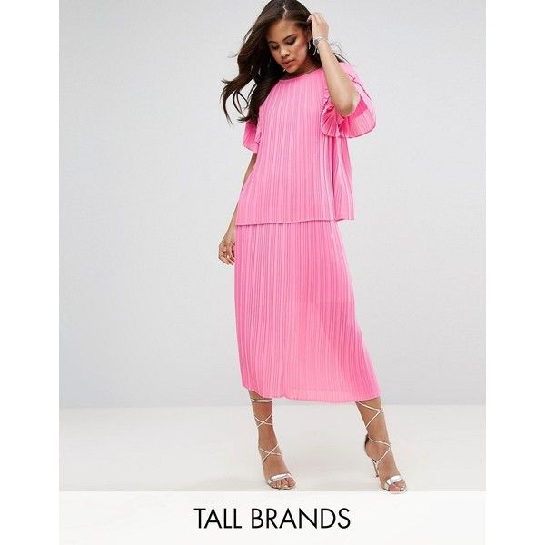 25 best ideas about pink midi skirt on pink