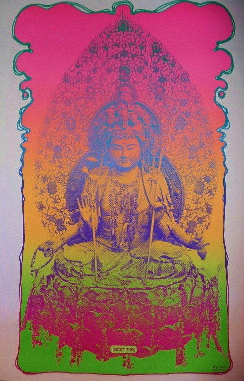 Siddhartha Gautama by Peter Max