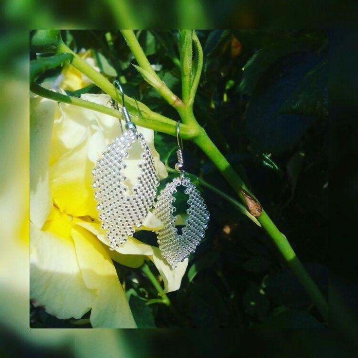 #nausnice #earring #koralky #beads #jewelry #sperky
