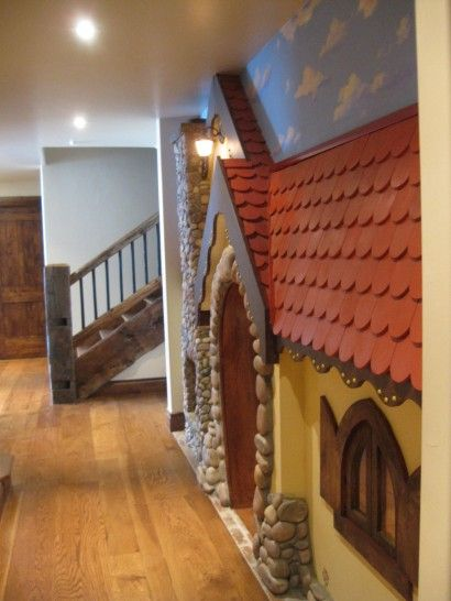 17 Best Images About Under Stairs Playhouse On Pinterest