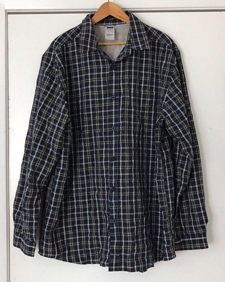 vintage PENDLETON SHIRT (S) red blue 80s Flannel plaid wool button up top down Small pocket men navy green check tartan checker long sleeve Sp4TN8MJ7B