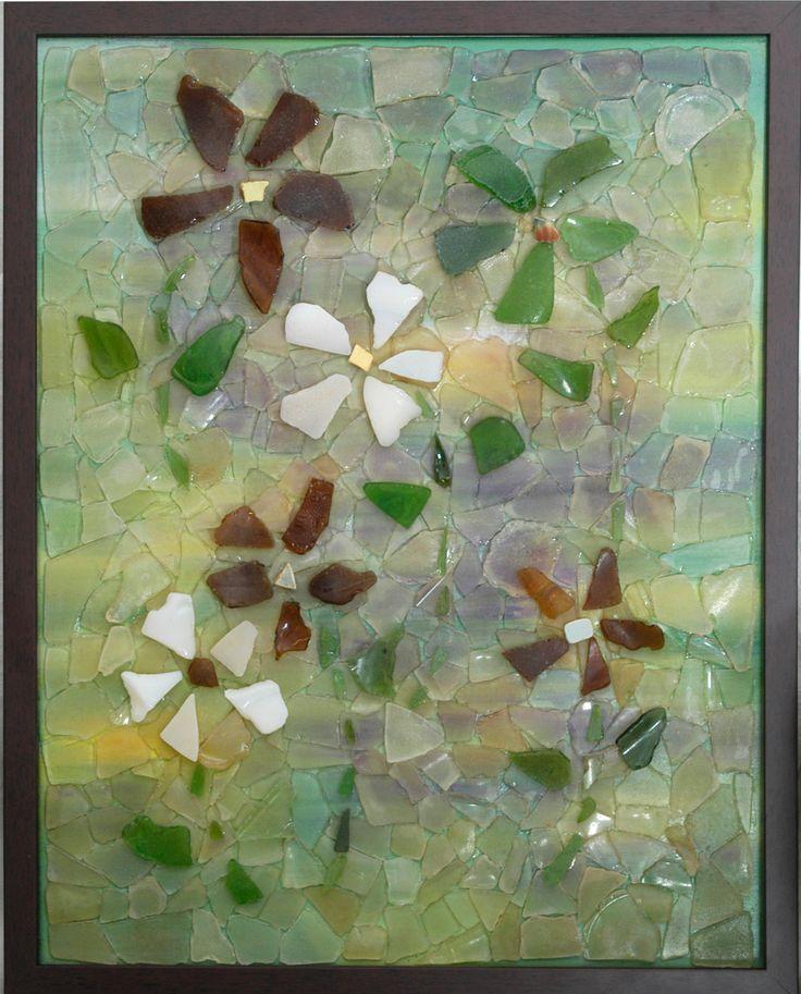 My Beach Glass Art