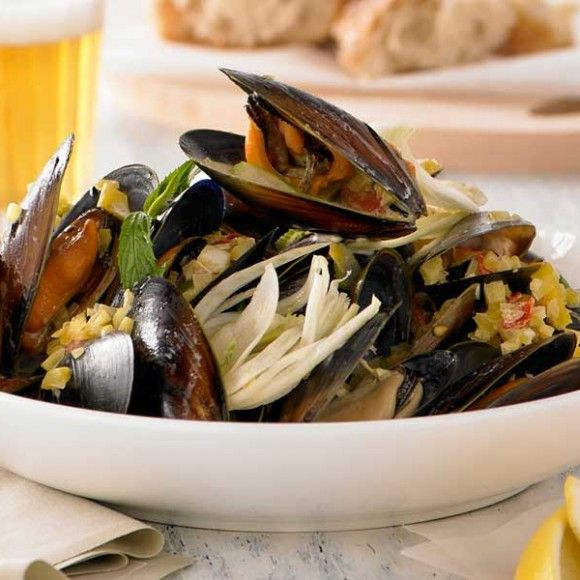 Mussels marineres ditch bread for lc gf low carb gluten for Low carb fish breading