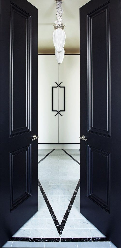 Modern Interior Doors Black 65 best black interior doors - done! images on pinterest   black