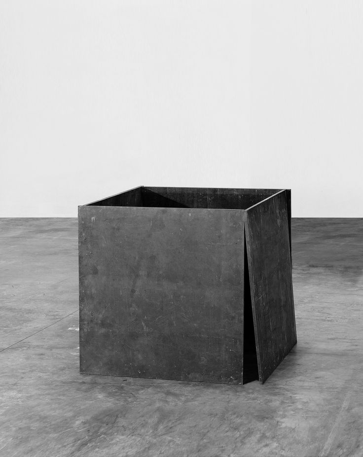 Constantin Brancusi und Richard Serra