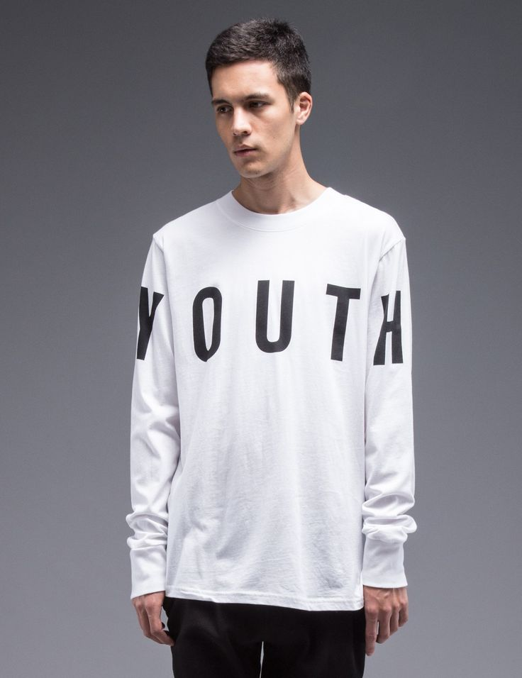 Shop Youth Machine Wingsppan L/S T-Shirt at HBX. Free Worldwide Shipping available.