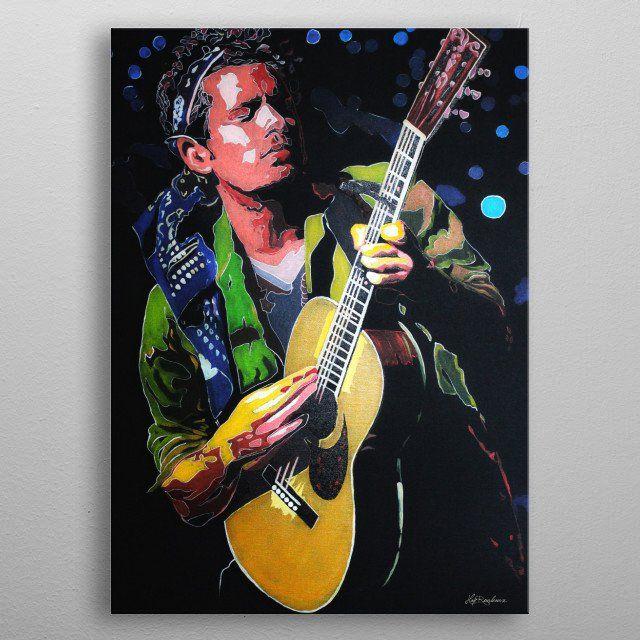John Mayer By Hay Rouleaux Metal Posters Displate Https Ift Tt 33lep6d Pixbreak Canvasprint Walldecor Homedecor Art Prints Canvas Art Poster Art