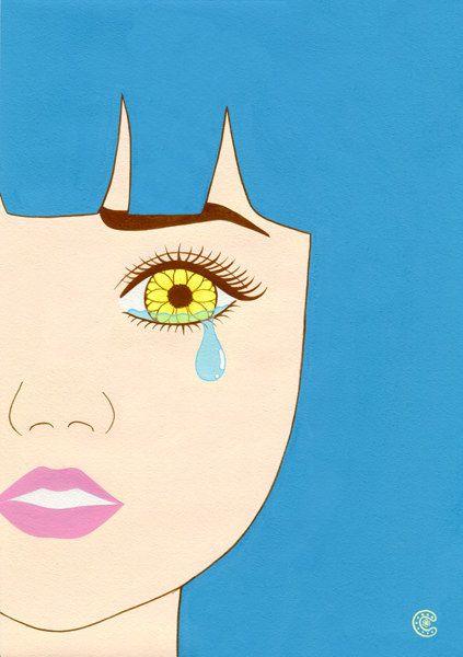 """""""Sunflower"""" Chika Takei"""