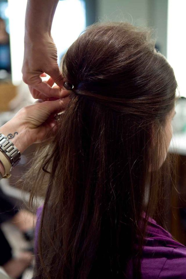 9 Simple Steps To The Modern-Day Bouffant - Bouffant Hair - How To Do Bouffants Hairstyles