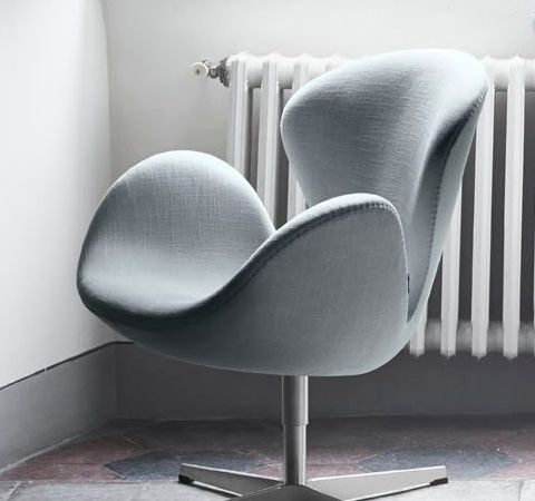 Originally designed for the SAS Royal Hotel in 1958, Arne Jacobsen's Swan™ continues to unfold its wings to this day.