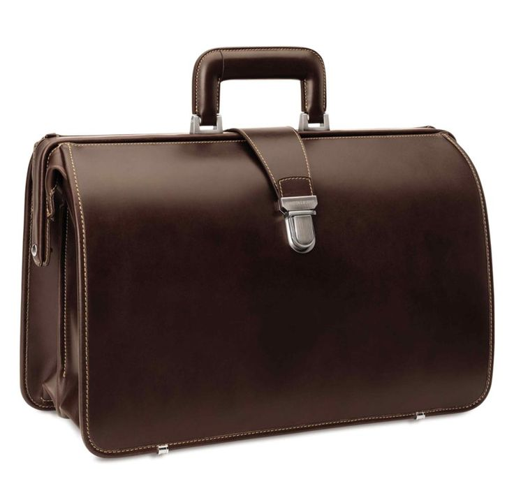 Lawyer's Briefcase - Johnston & Murphy