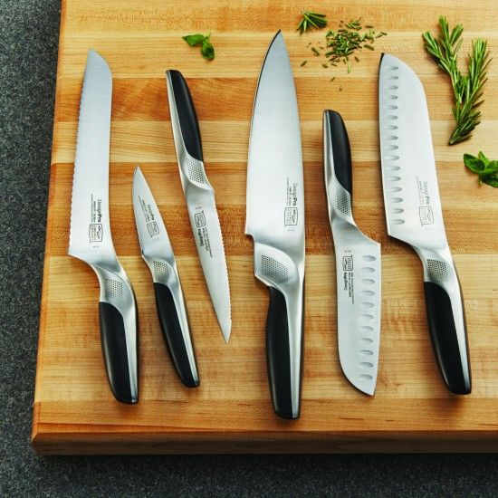 Chicago Cutlery DesignPro Family #cutlery #knives