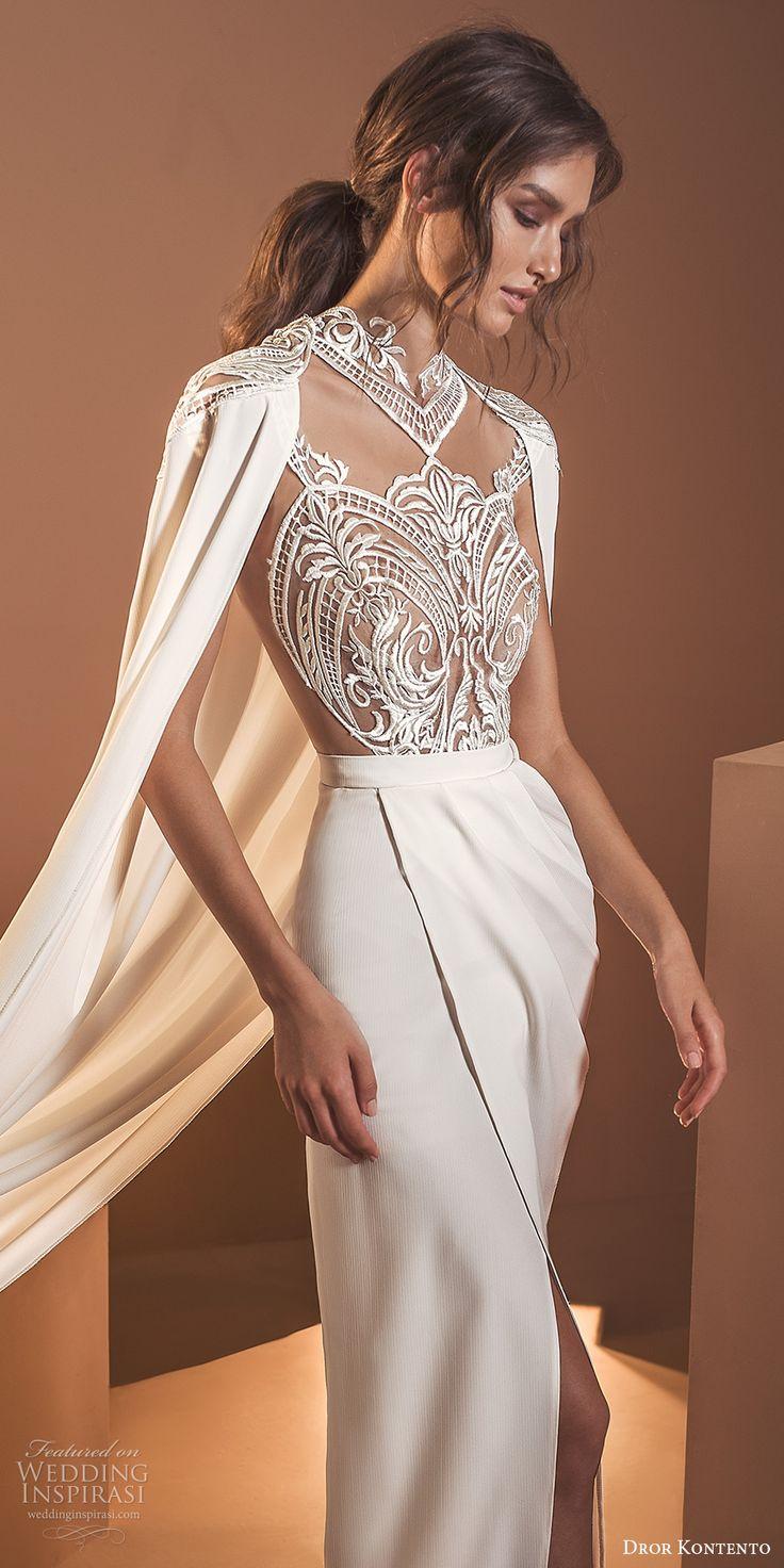 "Dror Kontento 2020 Marriage ceremony Clothes — ""Desert Spirits"" Bridal Assortment"