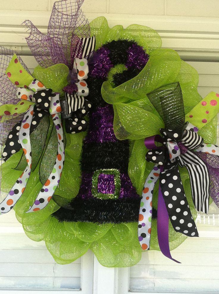 my halloween wreath last year!!