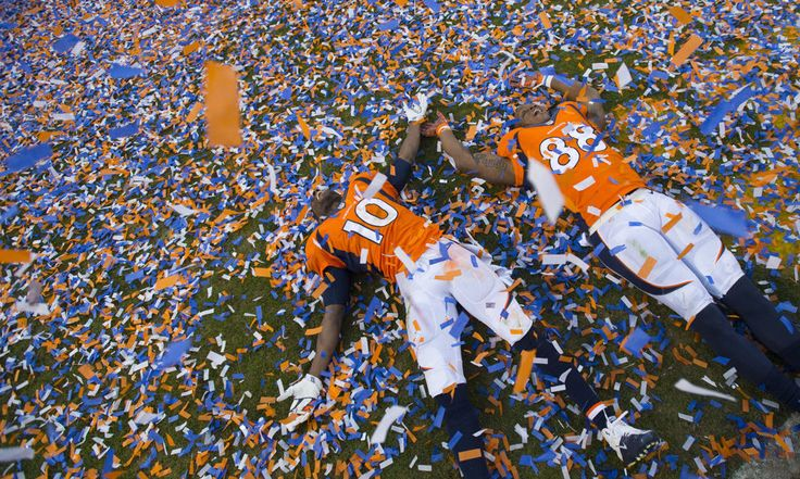 Broncos leapfrog Patriots in power rankings = The New England Patriots are no longer the top team in the weakly power rankings. They've been jumped by the Denver Broncos.  The Patriots are still sitting pretty at No. 2, having proven they can win with anyone playing.....