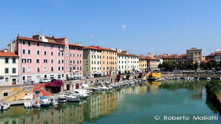 Scali del Pontino a Livorno, Italy