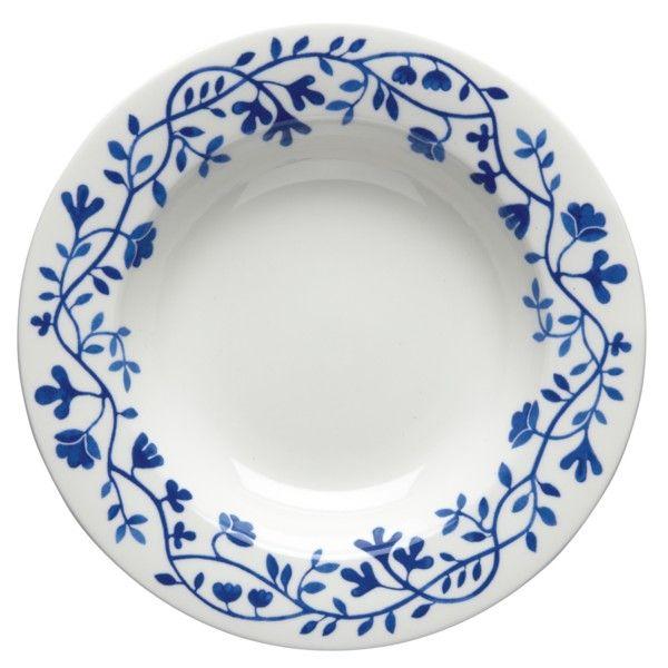 Pergola Plate Deep Blue Decoration, Rörstrand #design #royaldesign #interiordesign #decor #homedecor #furnishing #inspiration #heminredning #inredning