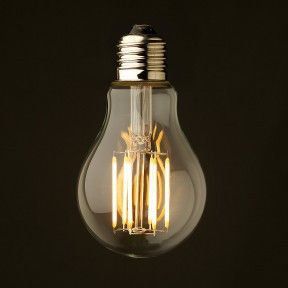 We carry a collection of LED Bulbs in various traditional shapes, including tube, candle and globe. Shop now