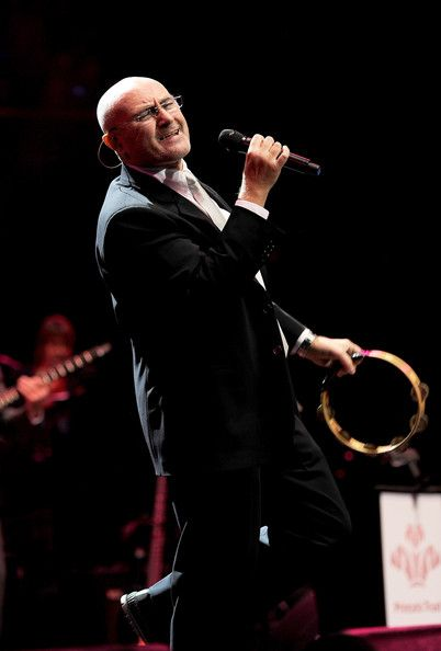 Phil Collins - Show: The Prince's Trust Rock Gala 2010
