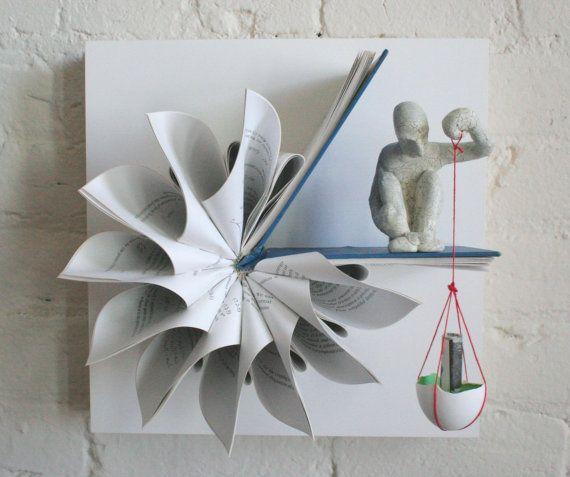 The Messenger Original Sculpture by Kenjio on Etsy, $380.00