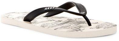 Reef Switchfoot Prints Flip Flop