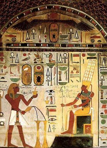 Hathor Chapel- Egypt