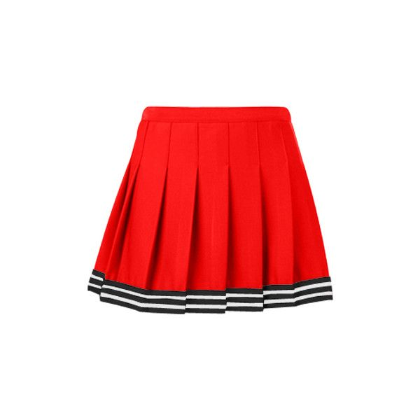 Best 10  Red pleated skirt ideas on Pinterest | Gucci shoes 2016 ...