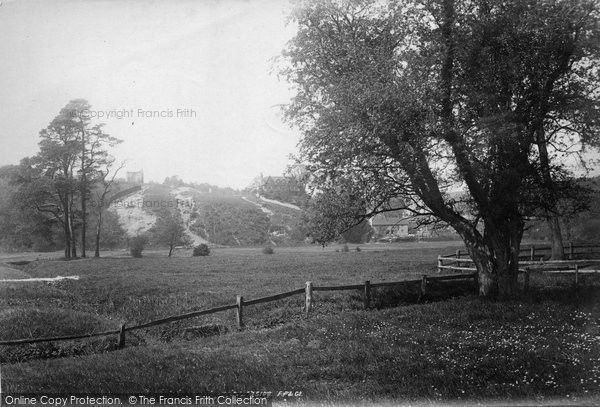 Guildford, St Catherine's From Shalford Park 1895, from Francis Frith