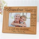 Personalized Picture Frames - Special Grandma - Mother's Day Gifts
