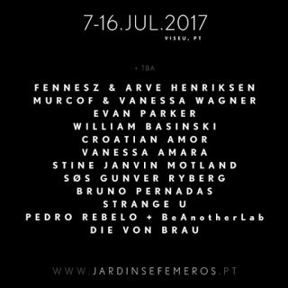 "From 7-16 of July, don´t miss the event ""Jardins Efémeros"" in the city of Viseu 