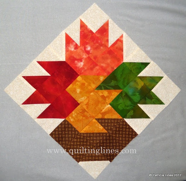 Leaf Quilt Pattern Blocks : 17 Best images about Leaves on Pinterest Free pattern, Quilt and Squares