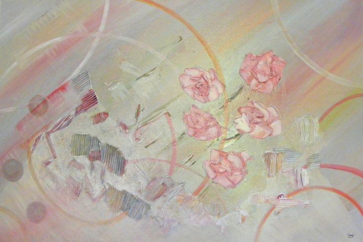 Abstract flower by CornelZamfir on Etsy