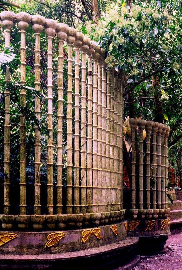 Xilitla, SLP MEXICO, el castillo del Ingles