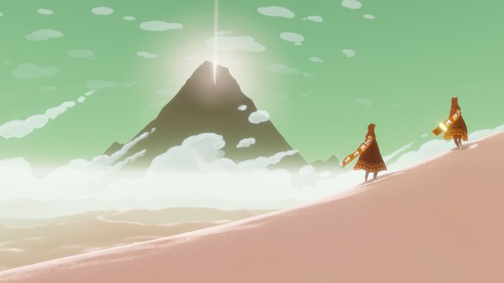 'Journey' Review: Making Video Games Beautiful