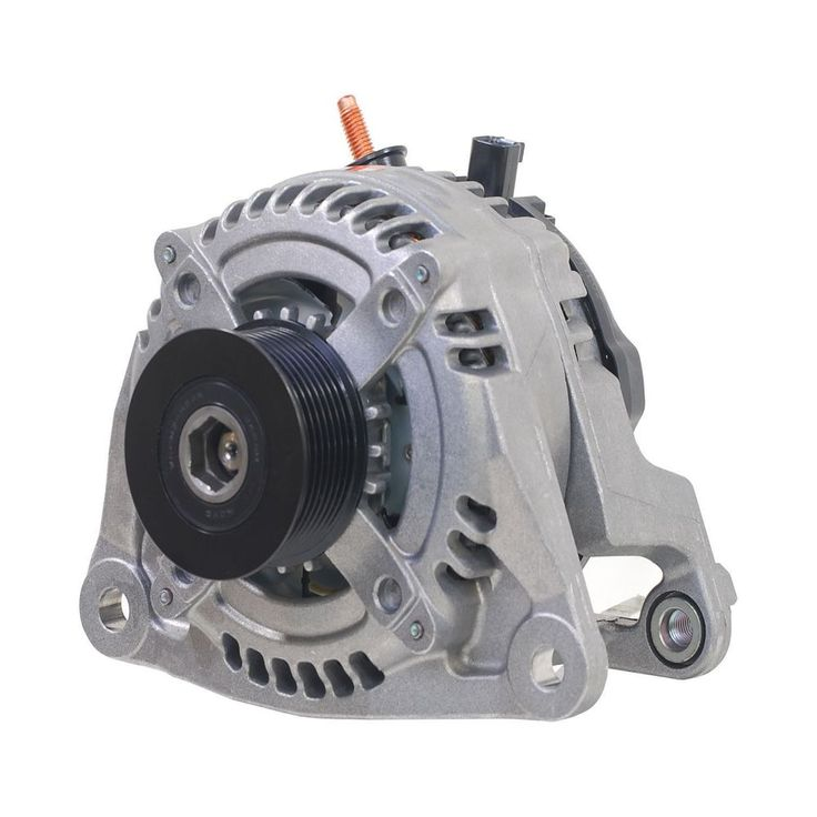 DENSO ALTERNATOR 07 08 09 DODGE RAM PICKUP 6.7 L6 DIESEL 421000-0512  #DENSO