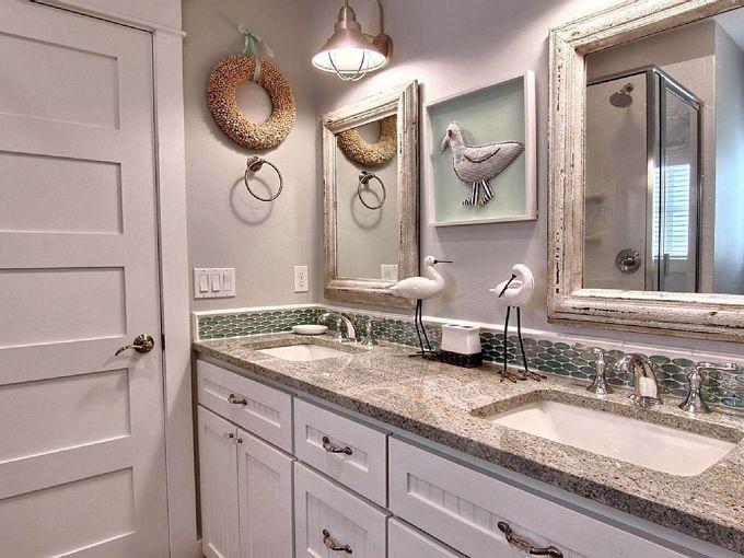 Coastal Bathroom Designs: House Of Turquoise: Sea La Vie